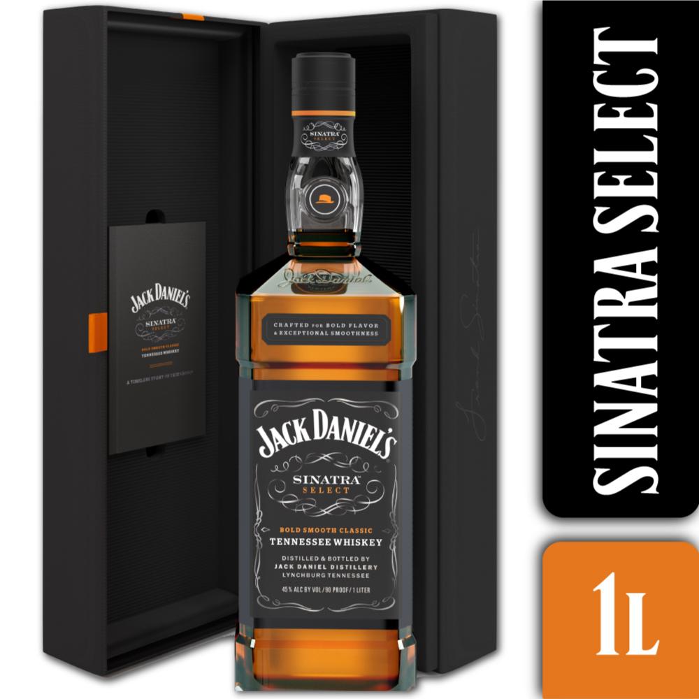 JACK DANIELS SINATRA ESTUCHE 1Ls