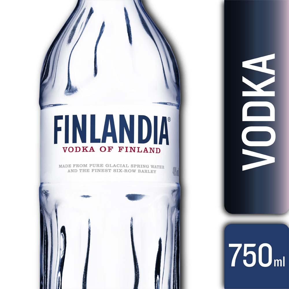 FINLANDIA ORIGINAL 40° 750mls