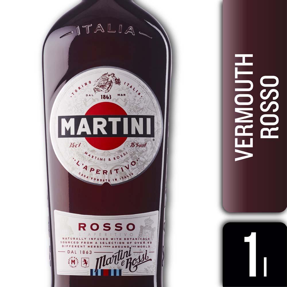 MARTINI ROSSO 1Ls