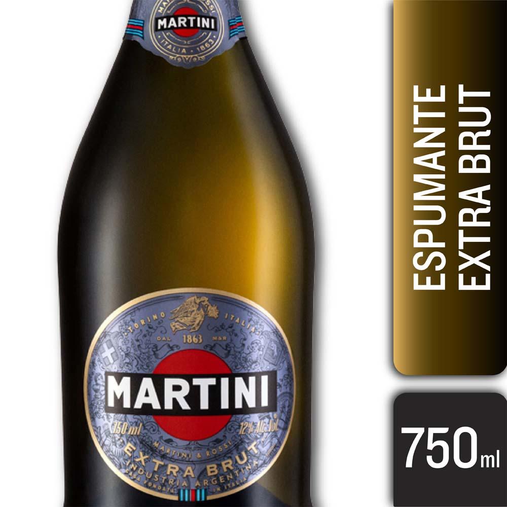MARTINI EXTRA BRUT SPARKLING WINE 750mls