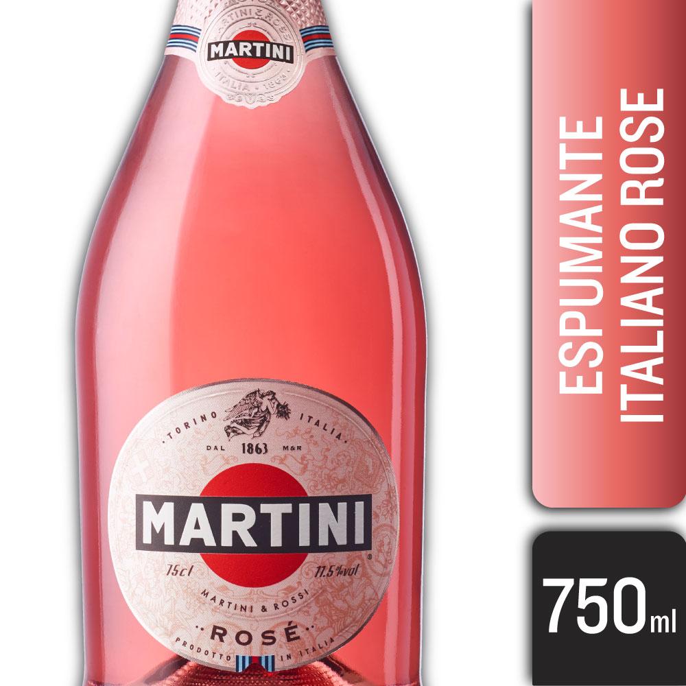 MARTINI ROSE 750ml 10% SP 16s