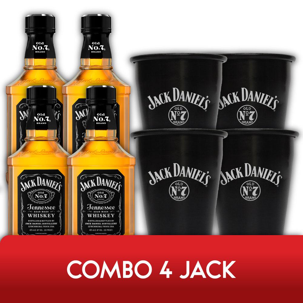 Combo 4 JACKs