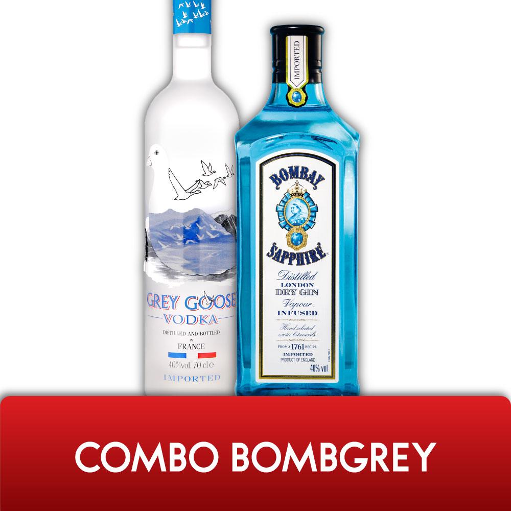 Combo BOMBGREY