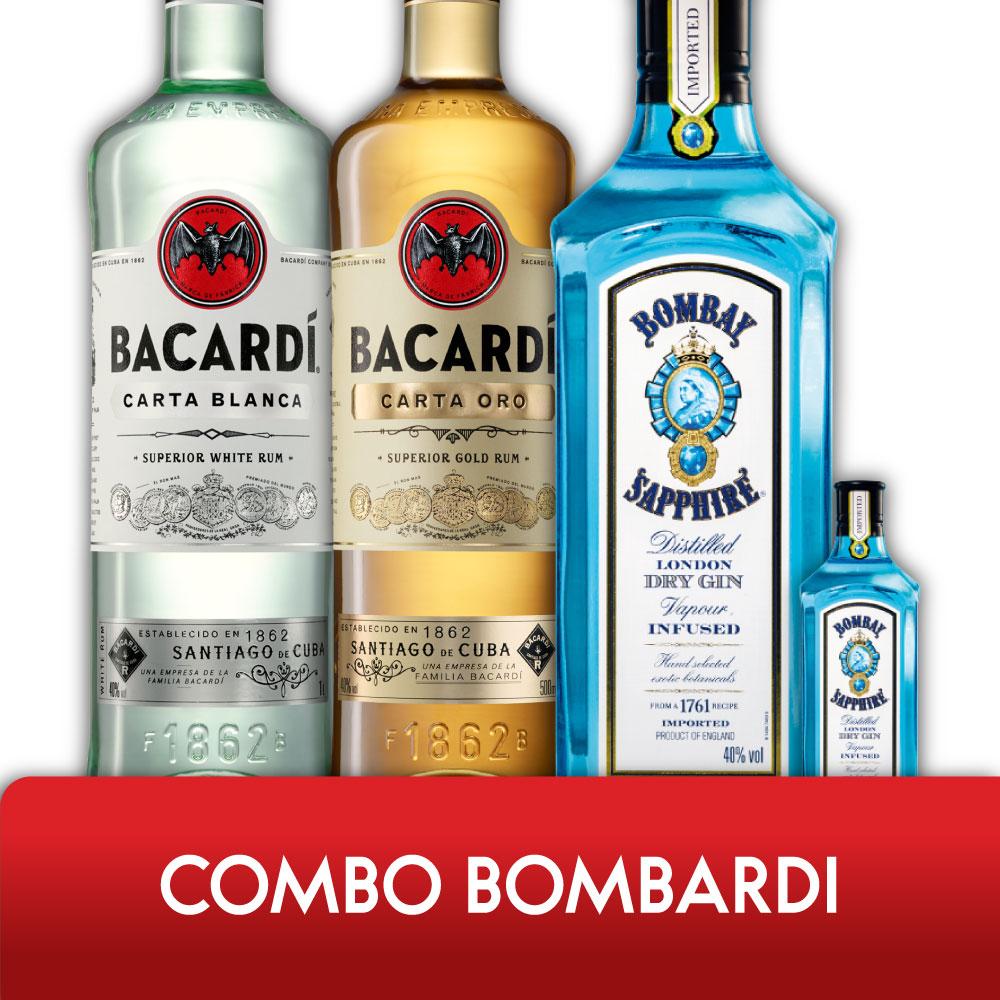Combo BOMBARDI