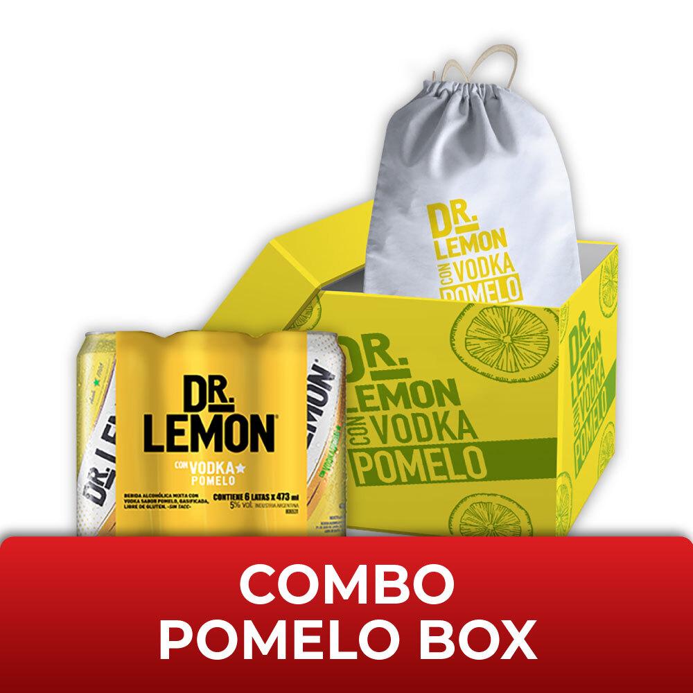 Combo DR LEMON POMELO BOX