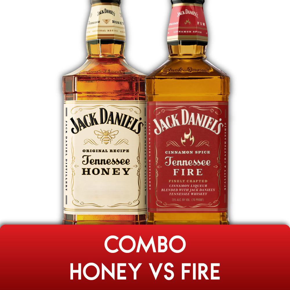 Combo HONEY VS FIRE