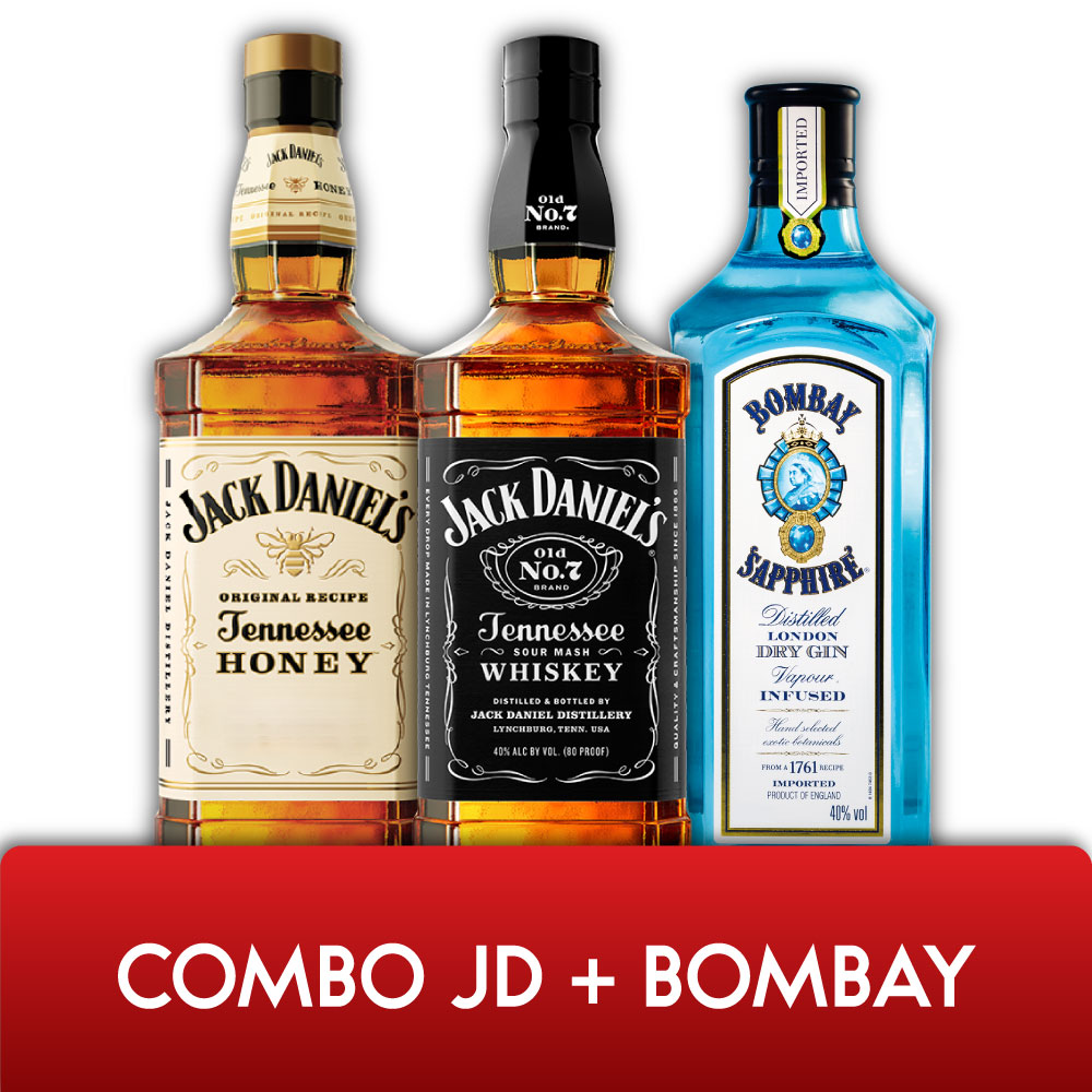 Combo JD + Bombay