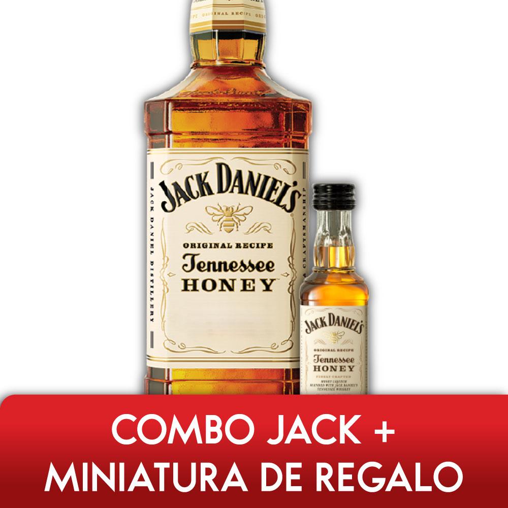 Combo JACK + MINIATURA DE REGALO
