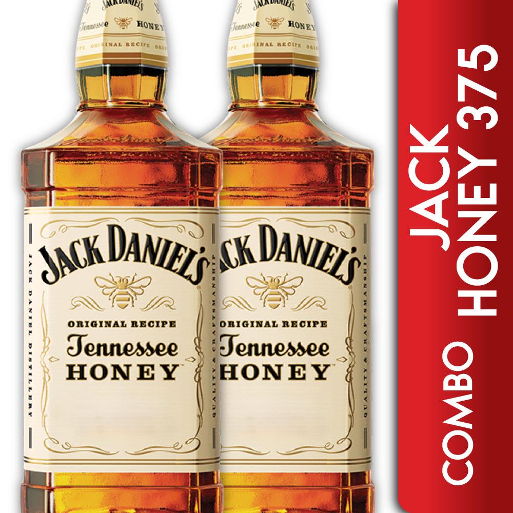 Combo JACK HONEY 375