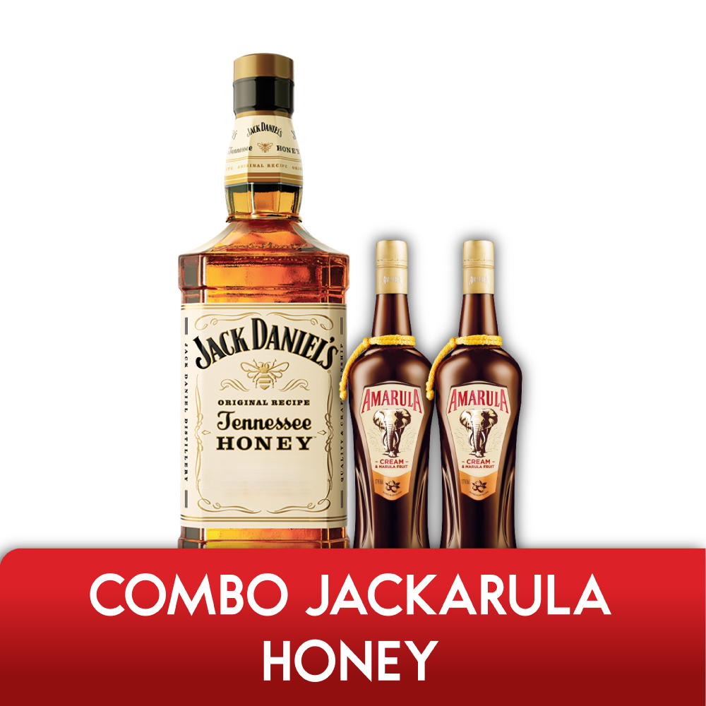 Combo JACKARULA HONEY