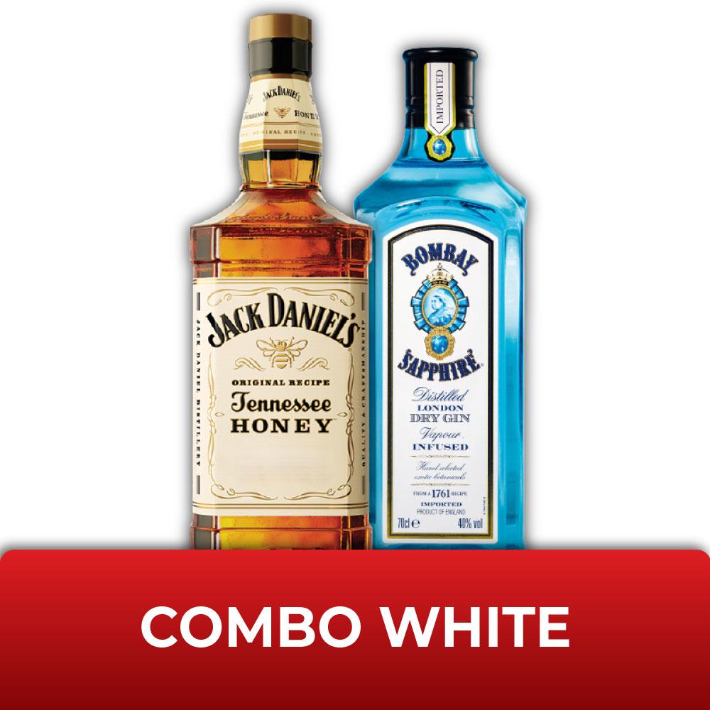 Combo WHITE