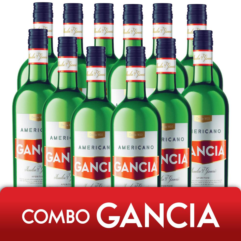 Combo GANCIAs