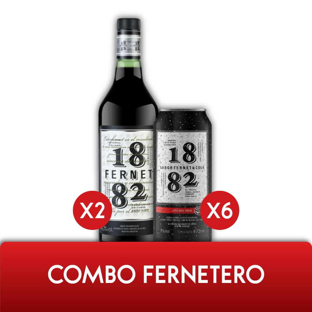 Combo FERNETERO