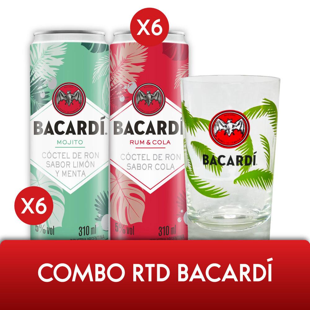Combo RTD BACARDI